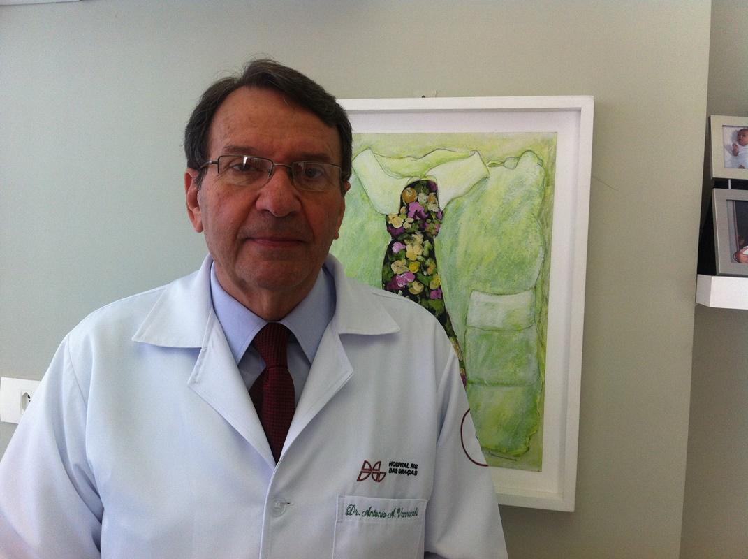 Dr. Antonio Vannucchi - Ginecologia Obstetrícia, Cooperado desde 30 de Junho de 1998