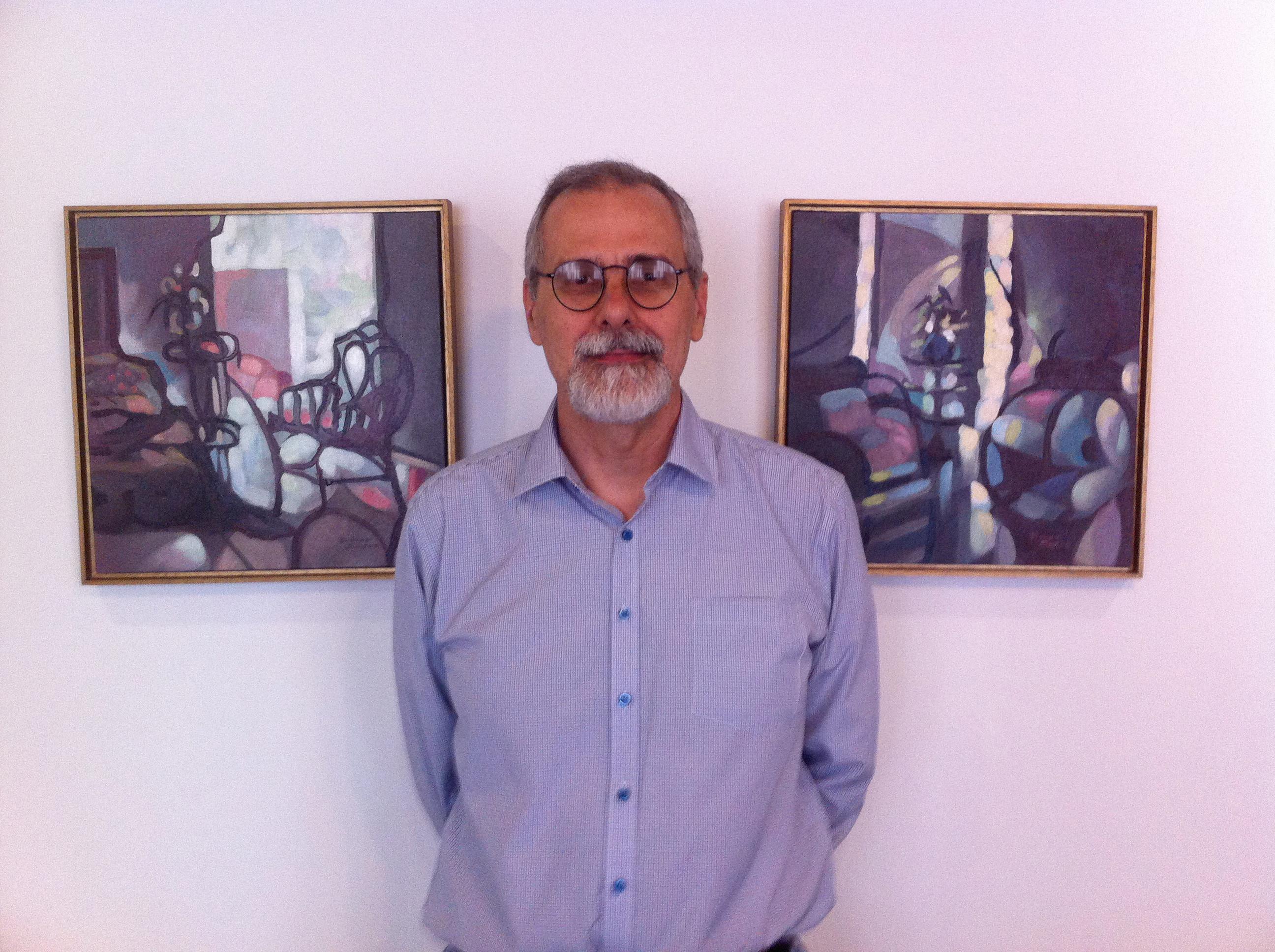 Dr. Angelmar Constantino Roman - Pediatra - cooperado desde 23 de setembro de 1998
